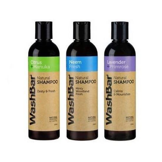 shampoo voor honden Washbar