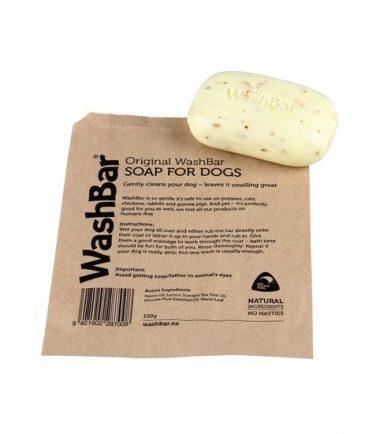 natuurlijk shampoo voor honden