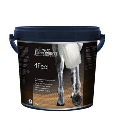 4Feet 10 kg - Horse Hoof Supplement