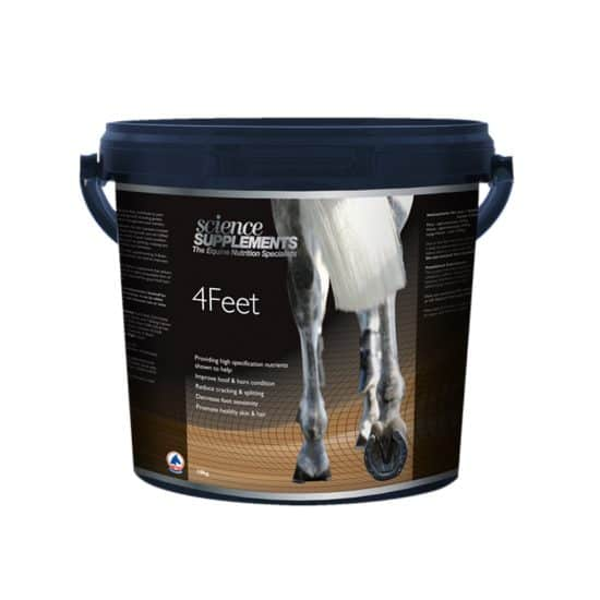 4Feet 10 kg - Horse Hoof Supplement