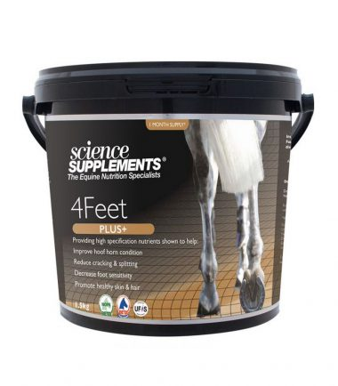 4Feet Plus - Horse Hoof Supplement
