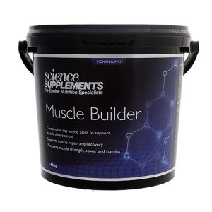 Muscle Builder 1.86kg - Horse Muscle Building Supplement