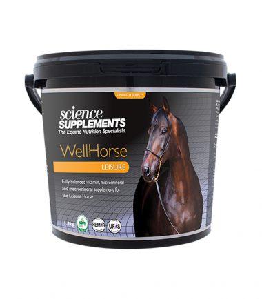 WellHorse Leisure 1.3kg Horse feed balancer