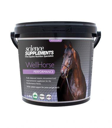 WellHorse Performance 1.4kg Horse feed balancer