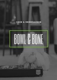 voer en drinkbakken voor honden