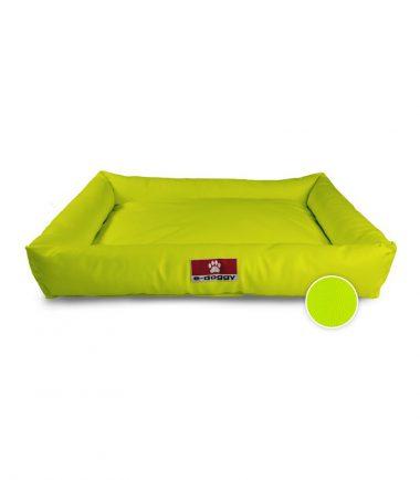 orthopedische hondenmatten geel
