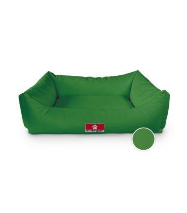 hondenmand groen
