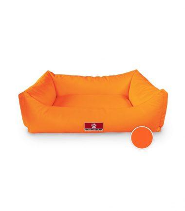 hondenmand oranje