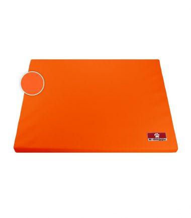 hondenmat oranje