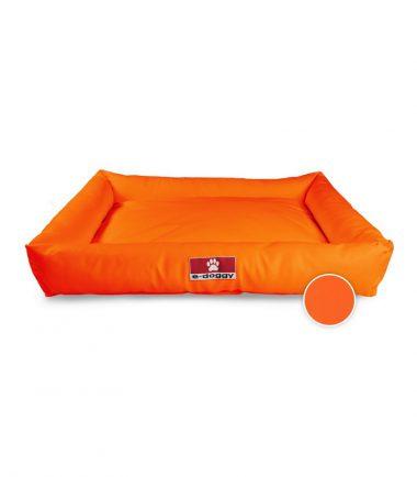 orthopedische hondenmatten oranje