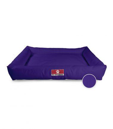 orthopedische hondenmatten paars