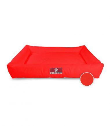 orthopedische hondenmatten rood